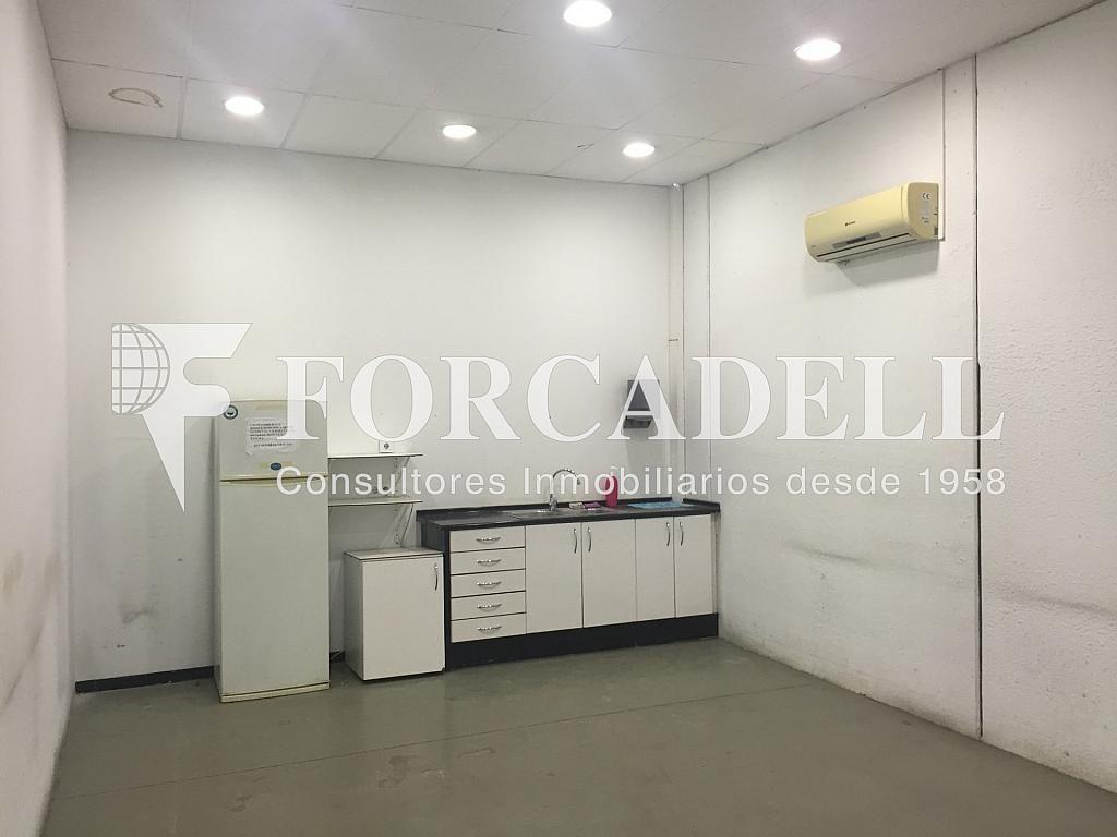 IMG_4034 - Nave industrial en alquiler en calle Botanica, Gran Via LH en Hospitalet de Llobregat, L´ - 301982562