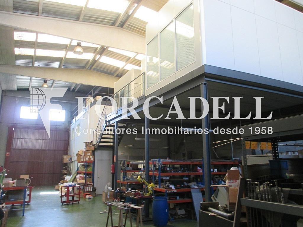 IMG_1502 - Nave industrial en alquiler en calle De Les Roquetes, Santa Eulàlia de Ronçana - 301982637