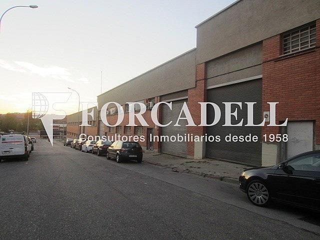 IMG_3981 - Nave industrial en alquiler en calle Costa i Deu, Sabadell - 266476923