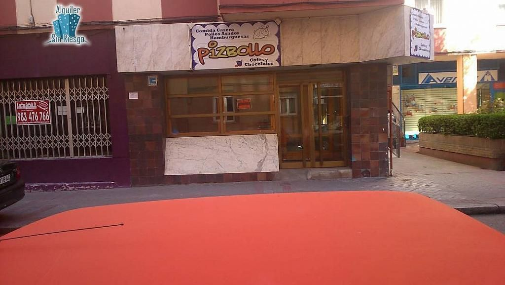 Foto - Local comercial en alquiler en calle Maestranza, Zorrilla-Cuatro de marzo en Valladolid - 182013527