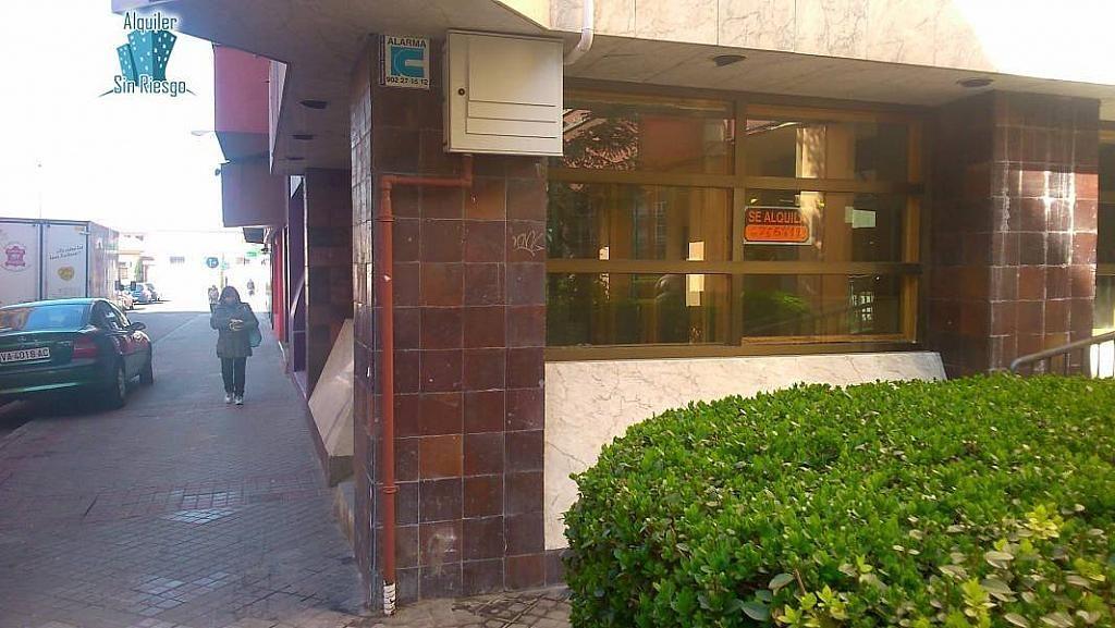 Foto - Local comercial en alquiler en calle Maestranza, Zorrilla-Cuatro de marzo en Valladolid - 182013530