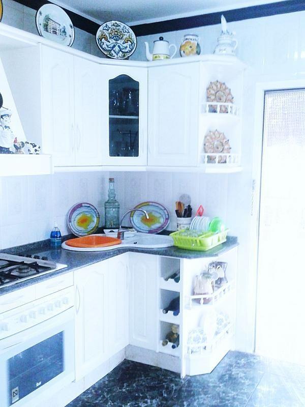 Cocina - Casa en alquiler de temporada en calle Mula Muñoz, Águilas - 276541937