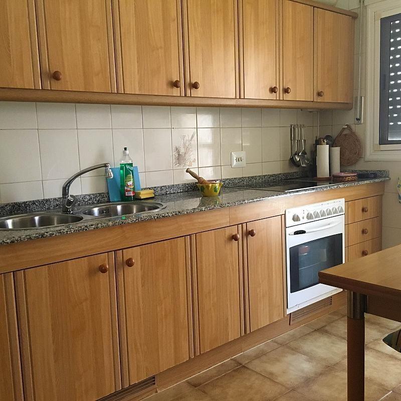 Cocina - Piso en alquiler de temporada en calle Gaviota, Águilas - 284331455