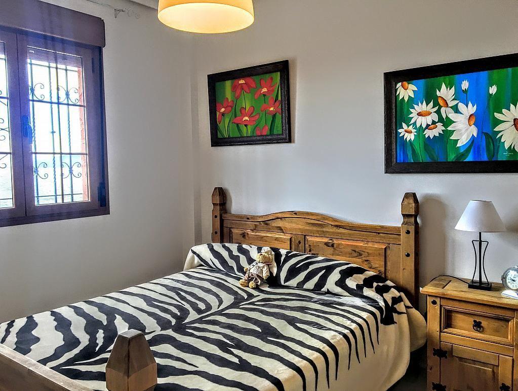 Dormitorio - Piso en alquiler de temporada en plaza Murillo, San Juan de los Terreros - 236443200