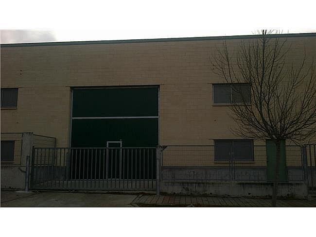 Nave industrial en alquiler en calle Manzano, Cistérniga - 138218520