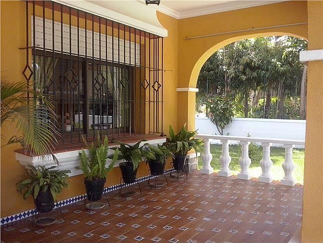 Chalet en alquiler en Sancti Petri en Chiclana de la Frontera - 306341027