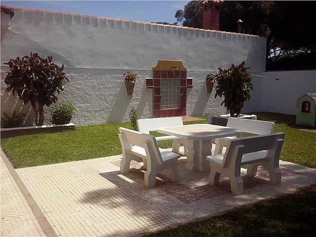 Chalet en alquiler en Sancti Petri en Chiclana de la Frontera - 306341030