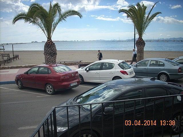 Piso en alquiler en calle Villananitos, Lo Pagan en San Pedro del Pinatar - 130975385