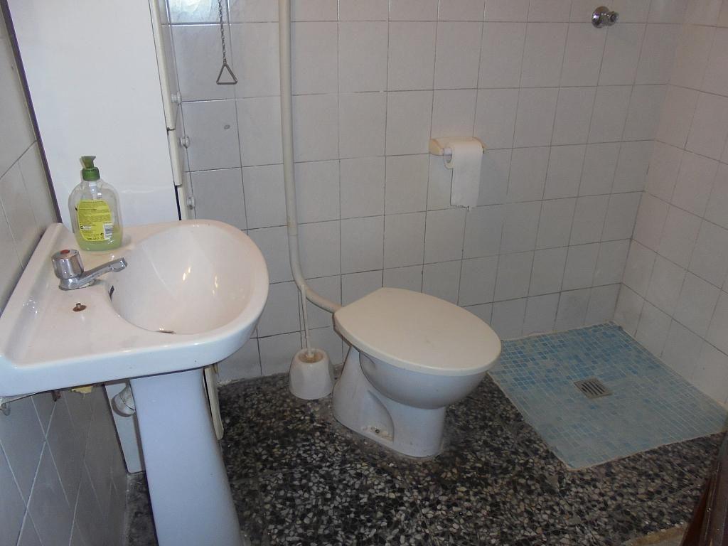 Baño - Local comercial en alquiler en calle Isabel la Católica, Benetússer - 166720246