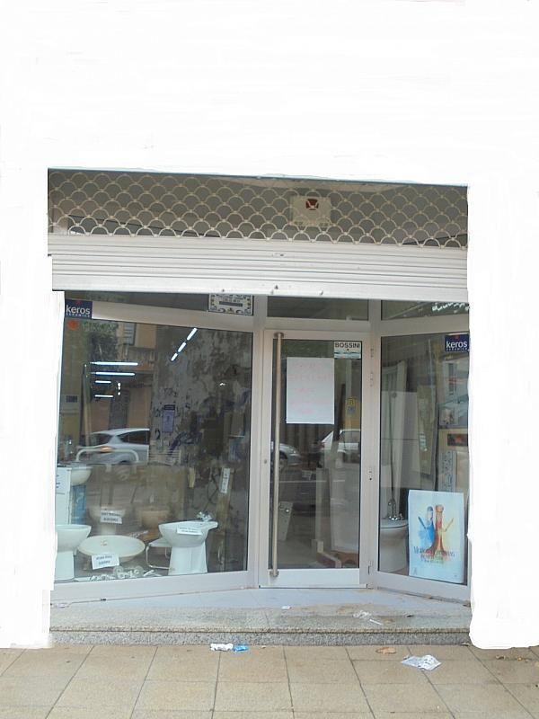 Fachada - Local comercial en alquiler en calle Cami Nou, Benetússer - 169615582