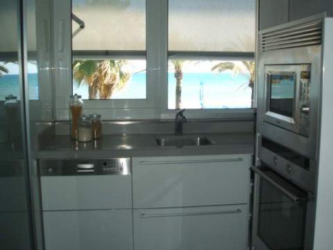 Cocina - Apartamento en venta en calle Sol, Paseig miramar en Salou - 22353900