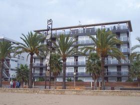 Fachada - Apartamento en venta en calle Sol, Paseig miramar en Salou - 33845