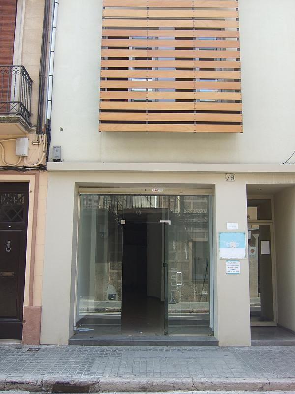 Local comercial en alquiler en calle Argentona, Centre en Mataró - 287769021