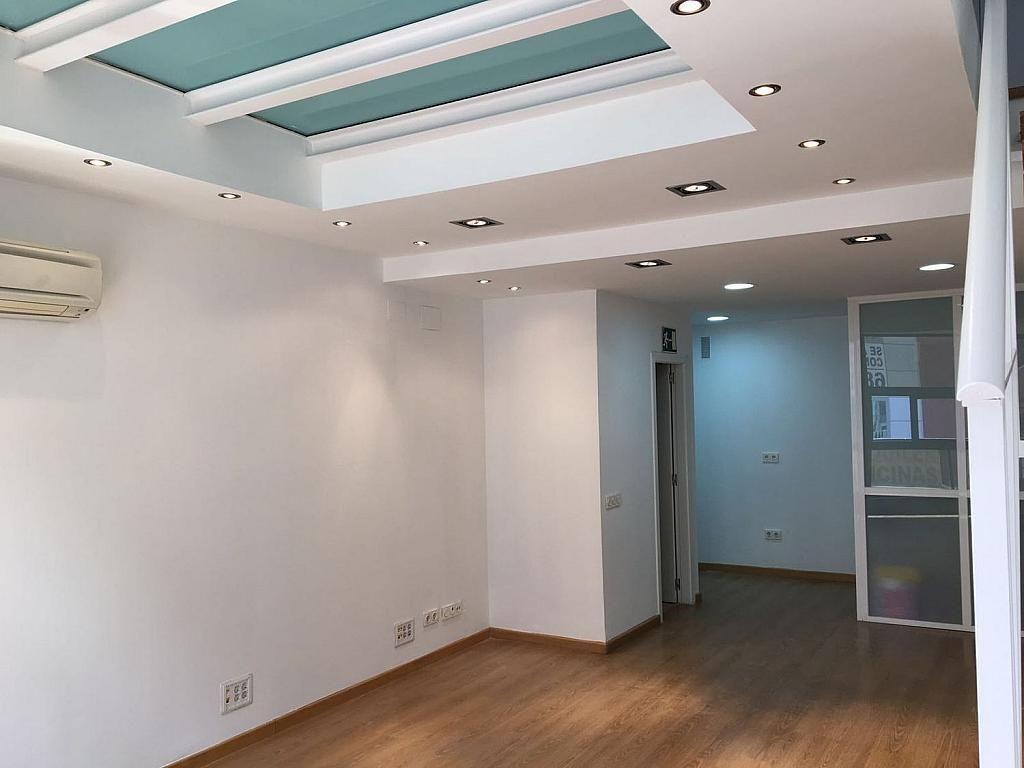 Oficina en alquiler en calle De Albasanz, Canillejas en Madrid - 353849388
