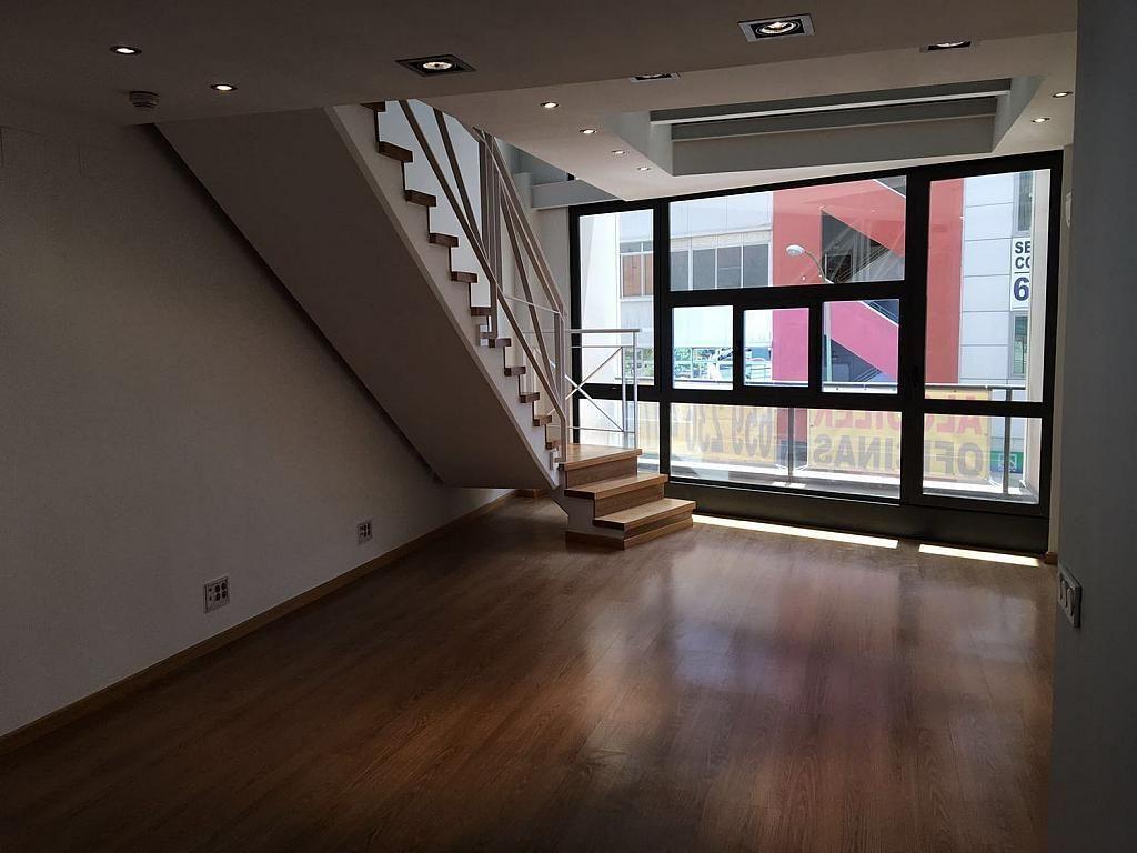 Oficina en alquiler en calle De Albasanz, Canillejas en Madrid - 353849394