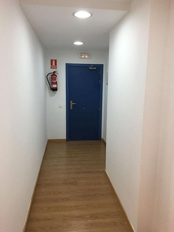 Oficina en alquiler en calle De Albasanz, Canillejas en Madrid - 353849400