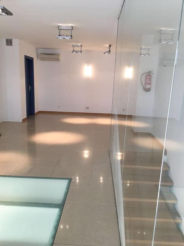 Oficina en alquiler en calle De Albasanz, Canillejas en Madrid - 353849412