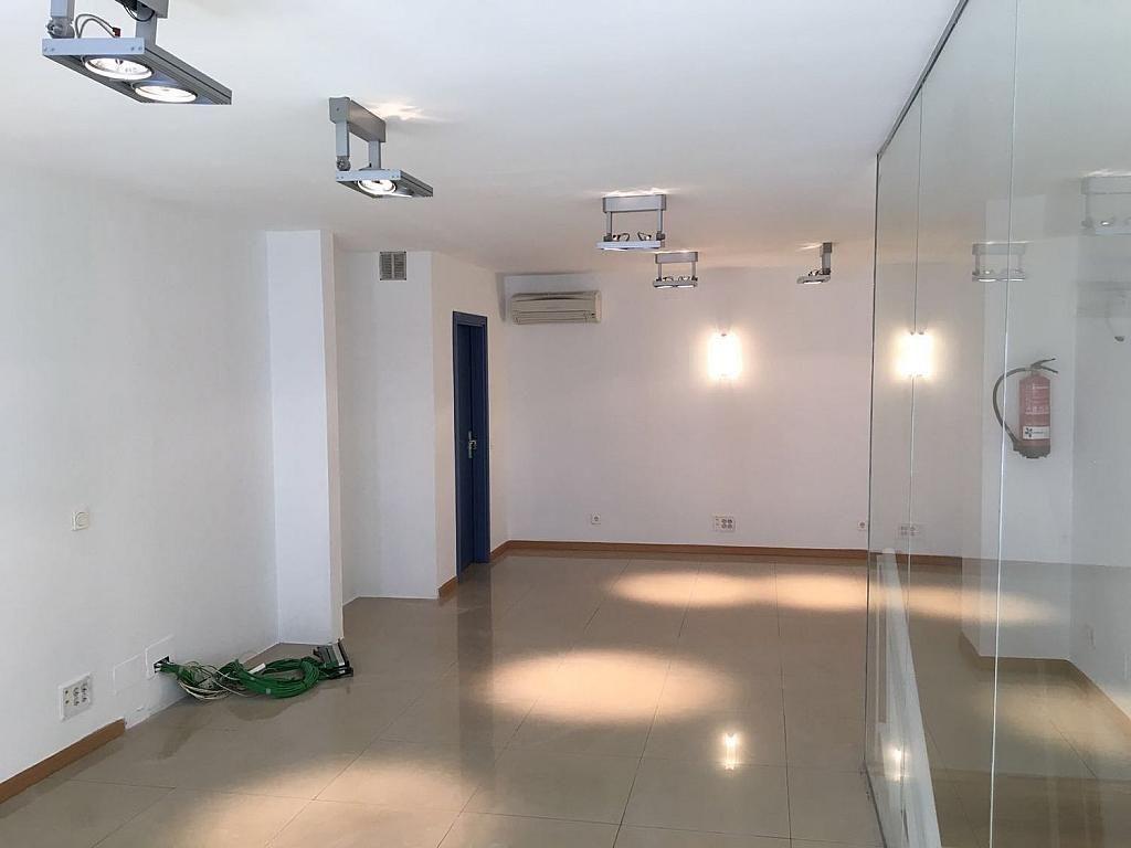 Oficina en alquiler en calle De Albasanz, Canillejas en Madrid - 353849415