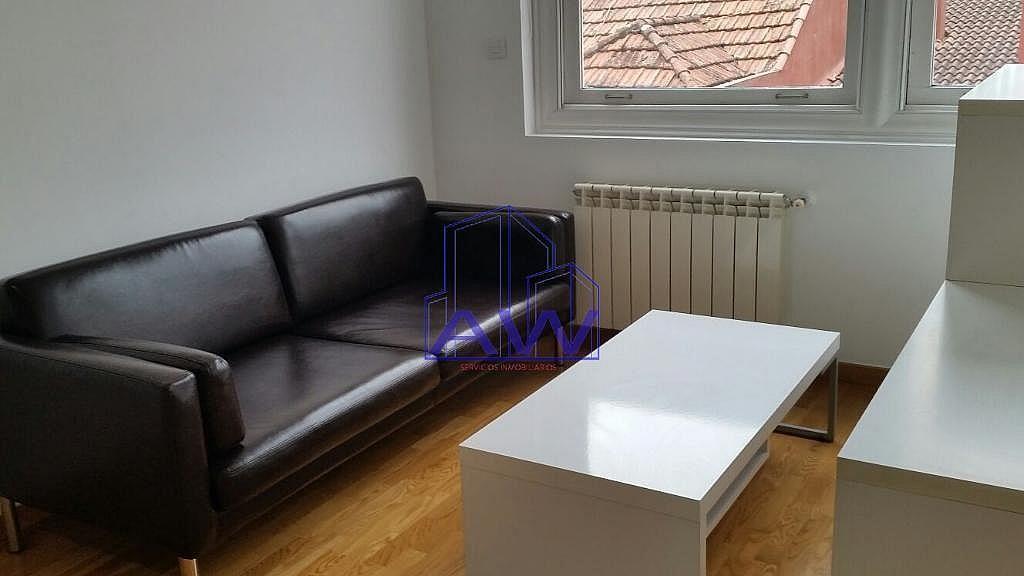 Foto del inmueble - Estudio en alquiler en calle Urzaiz, Santiago de Vigo en Vigo - 415972099