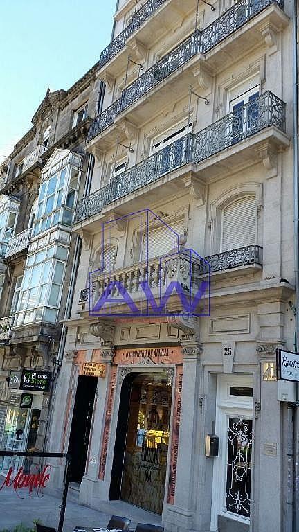 Foto del inmueble - Estudio en alquiler en calle Urzaiz, Santiago de Vigo en Vigo - 415972120