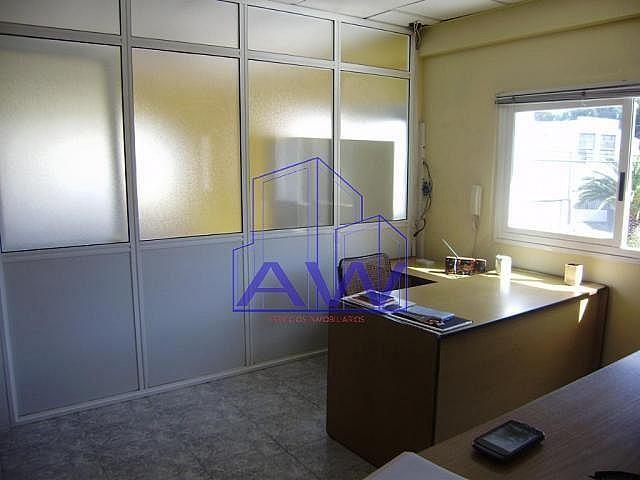 Foto del inmueble - Oficina en alquiler en calle Camino del Romeu, Freixeiro-Lavadores en Vigo - 129110819