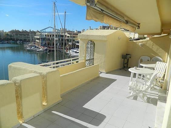 Piso en alquiler de temporada en Puerto Marina en Benalmádena - 141040922