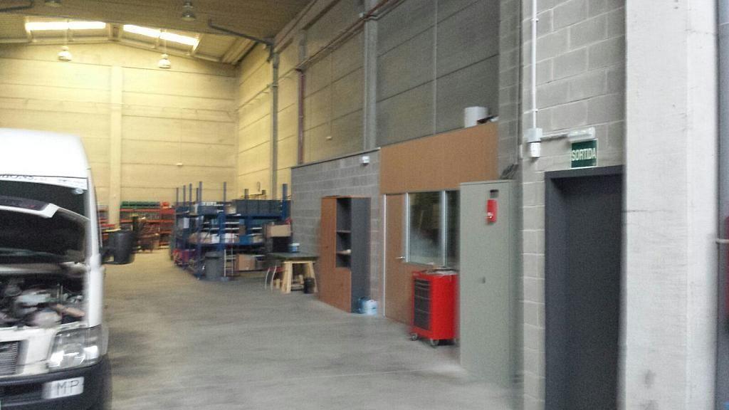 Nave industrial en alquiler en calle Barberà, Barbera del Vallès - 269503873