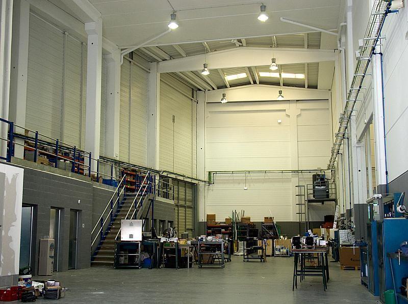 Nave industrial en alquiler en calle Barberà, Barbera del Vallès - 165064833