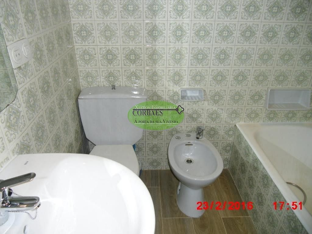 Foto del inmueble - Piso en alquiler en Ourense - 248207665