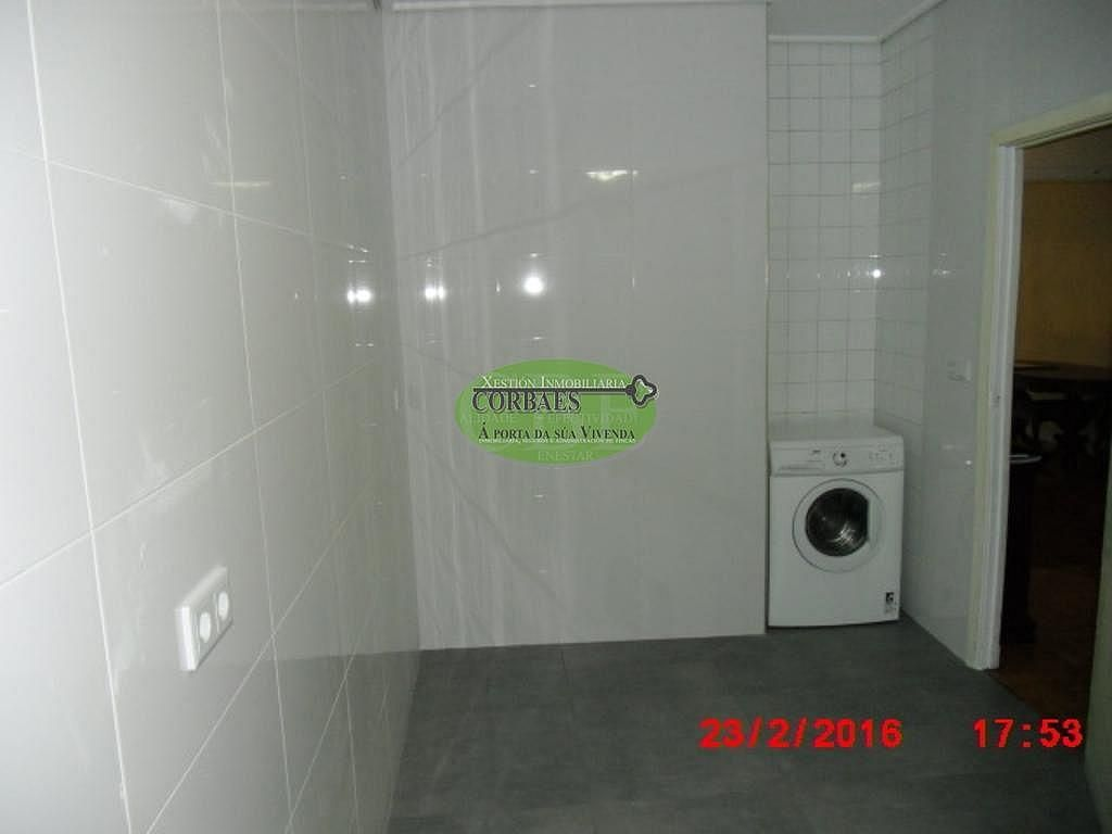 Foto del inmueble - Piso en alquiler en Ourense - 248207674