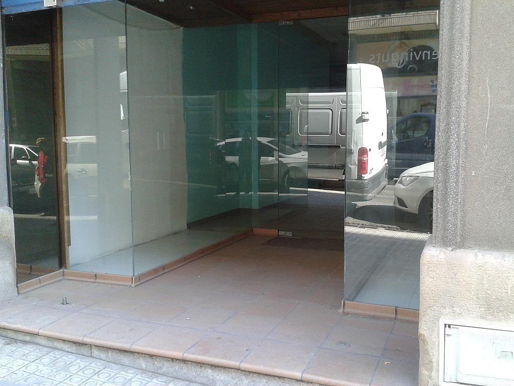 Local comercial en alquiler en calle Alcalde Armengou, Poblenou en Manresa - 181570013