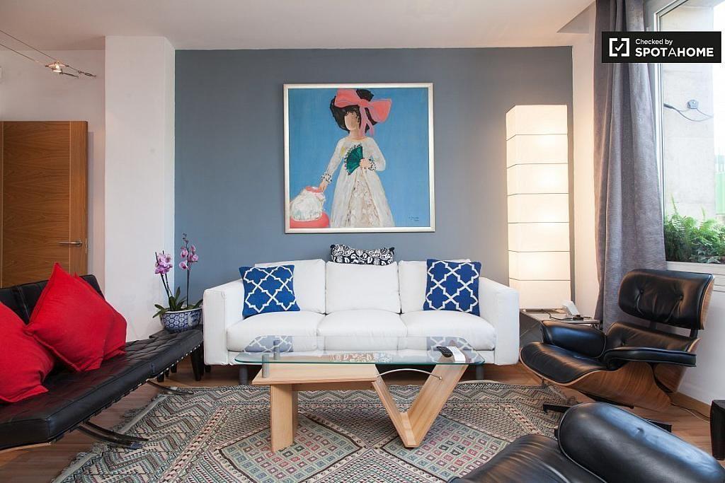 Los 10 pisos m s bonitos que puedes alquilar en madrid for Pisos en delicias madrid