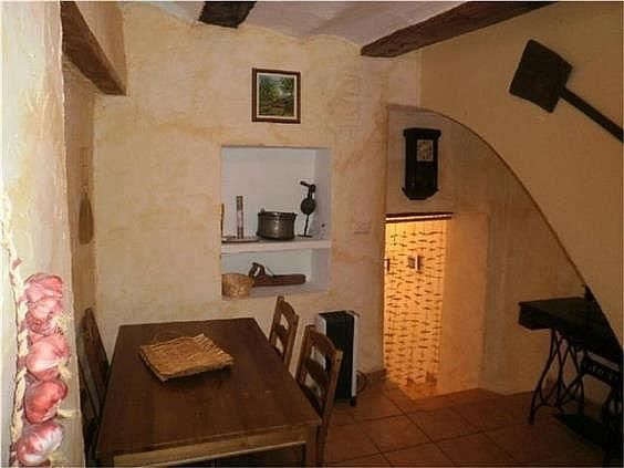 Casa adosada en alquiler en Biar - 299189516