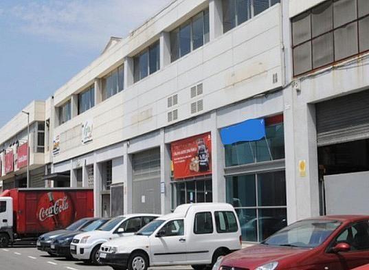 Fachada - Nave industrial en alquiler en polígono Del Mig, Centre en Hospitalet de Llobregat, L´ - 259916685