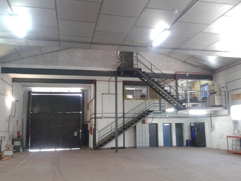 Planta baja - Nave industrial en alquiler en calle Marconi, Valleaguado Sur en Coslada - 252927136