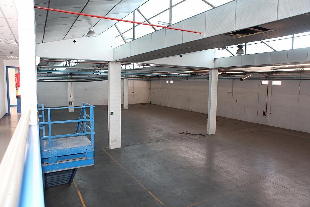 Planta baja - Nave industrial en alquiler en calle Sierra Morena, Parque Henares en San Fernando de Henares - 269727871