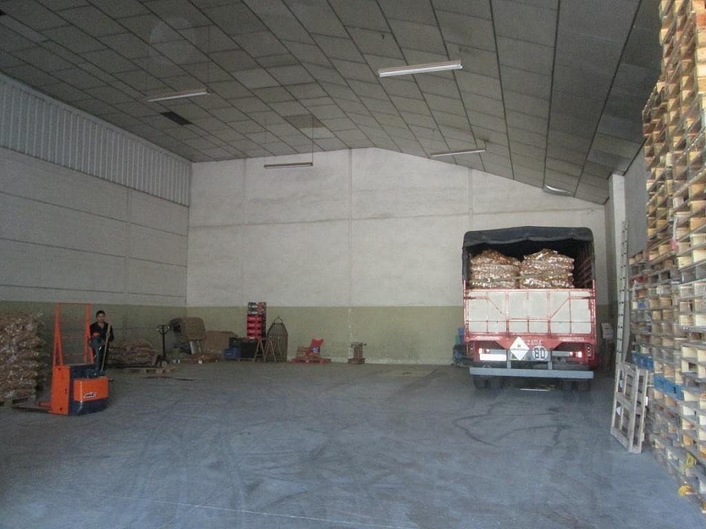 Planta baja - Nave industrial en alquiler en calle De Colombia, Zona Centro en Leganés - 290722420