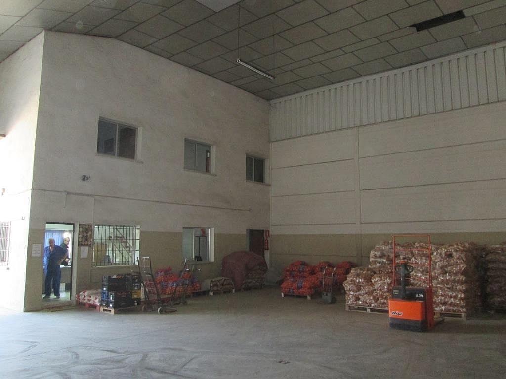 Planta baja - Nave industrial en alquiler en calle De Colombia, Zona Centro en Leganés - 290722422