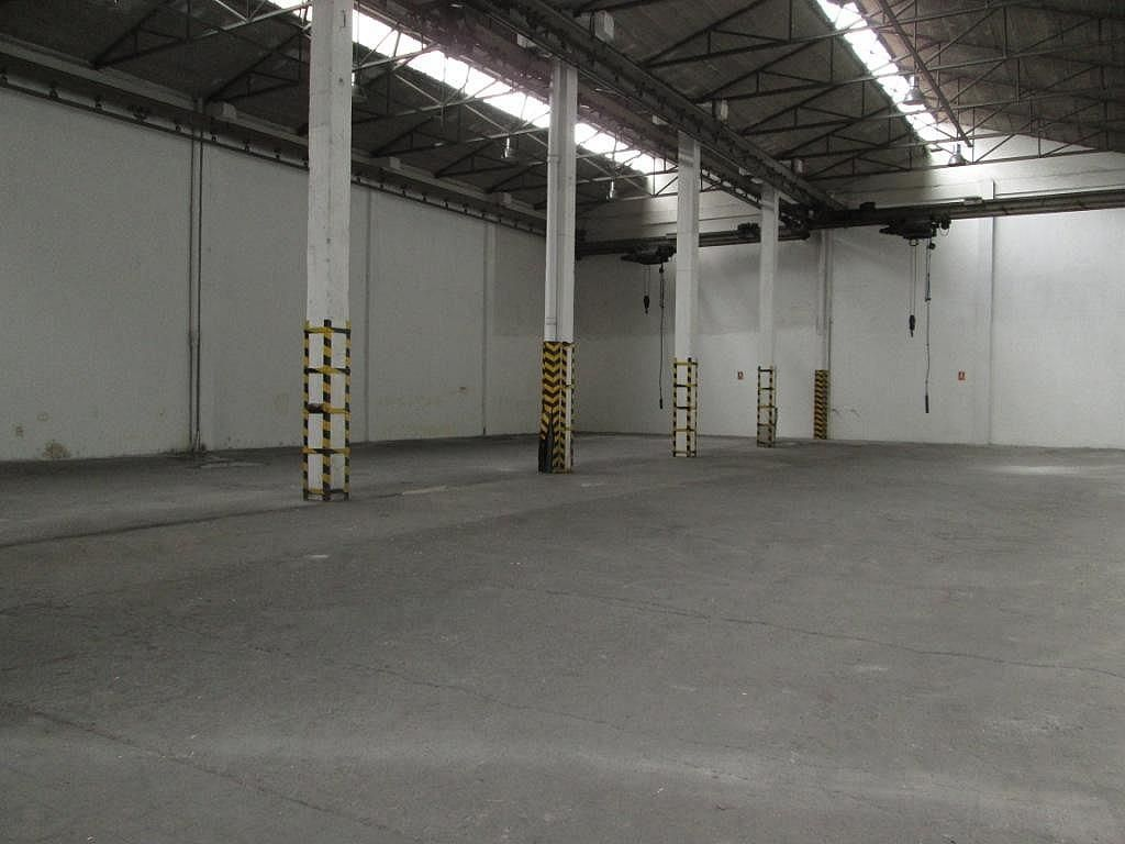 Planta baja - Nave industrial en alquiler en calle Isaac Ramos, Canillejas en Madrid - 137364861