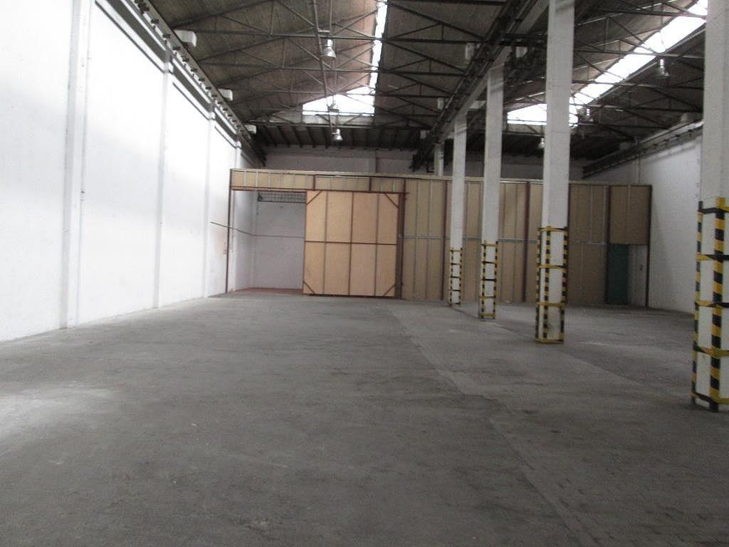 Planta baja - Nave industrial en alquiler en calle Isaac Ramos, Canillejas en Madrid - 137364866
