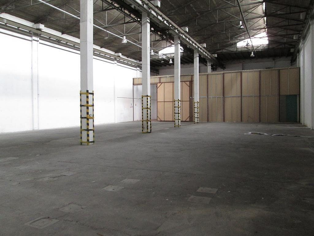 Planta baja - Nave industrial en alquiler en calle Isaac Ramos, Canillejas en Madrid - 137364872