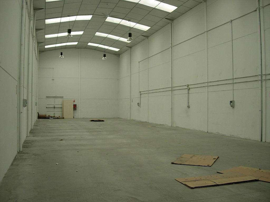 Planta baja - Nave industrial en alquiler en calle Aeronaútica, Alcorcón - 138367020