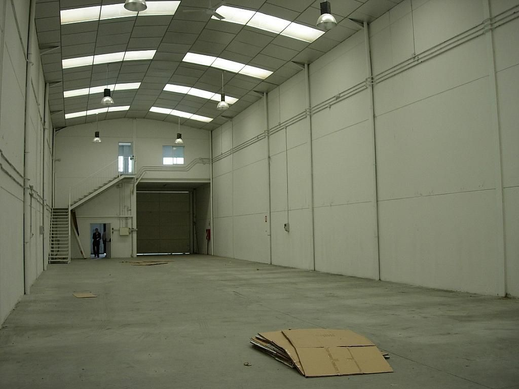Planta baja - Nave industrial en alquiler en calle Aeronaútica, Alcorcón - 138367022