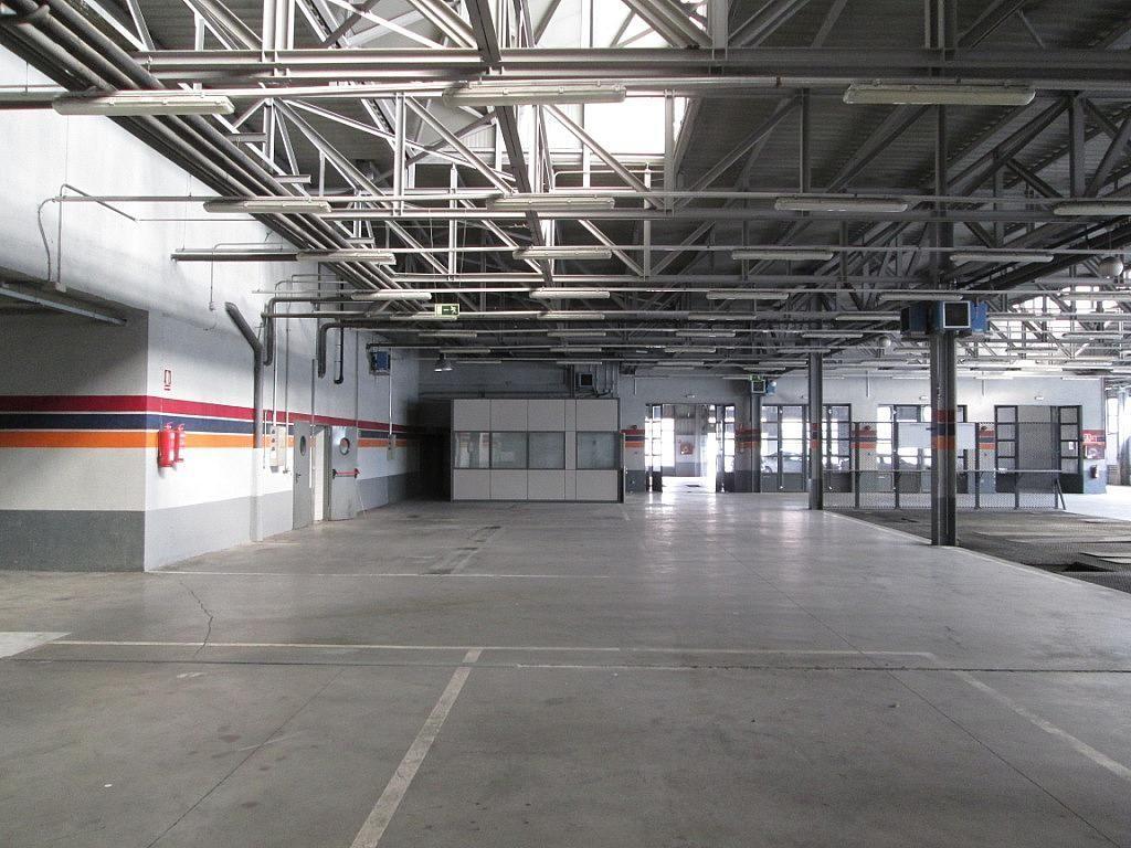 Planta baja - Nave industrial en alquiler en calle Innovación, Getafe - 156845686