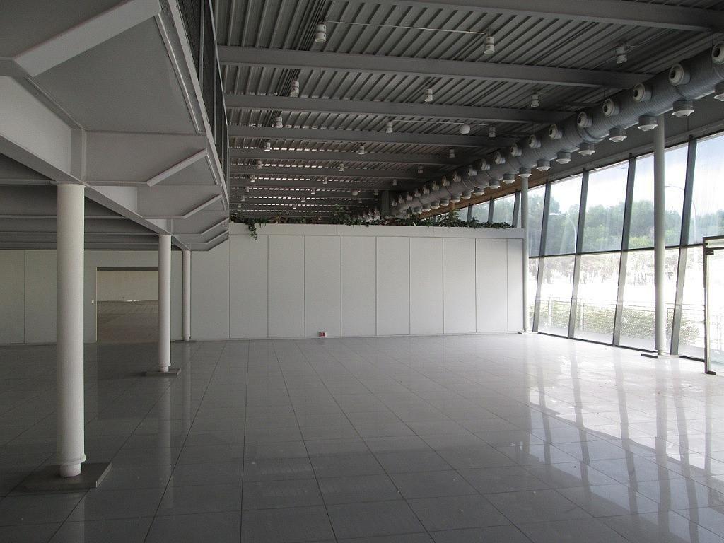 Planta baja - Nave industrial en alquiler en calle Innovación, Getafe - 156845724