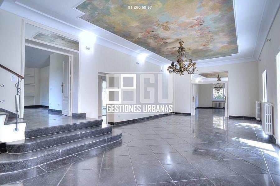 Foto - Casa en alquiler en calle La Florida, Aravaca en Madrid - 330838814