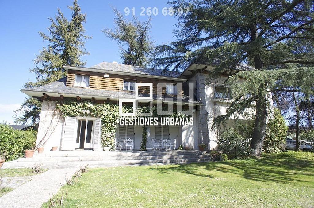 Foto - Casa en alquiler en calle La Florida, Aravaca en Madrid - 330838847