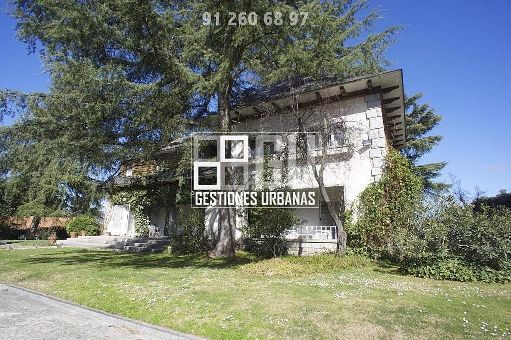 Foto - Casa en alquiler en calle La Florida, Aravaca en Madrid - 330838850
