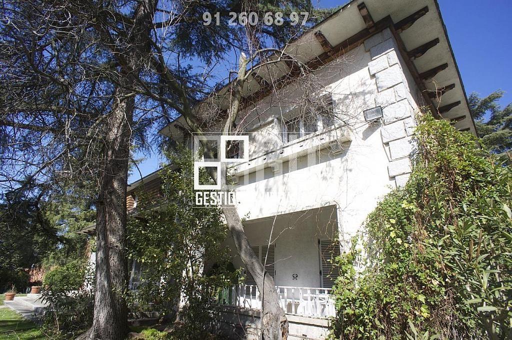 Foto - Casa en alquiler en calle La Florida, Aravaca en Madrid - 330838853