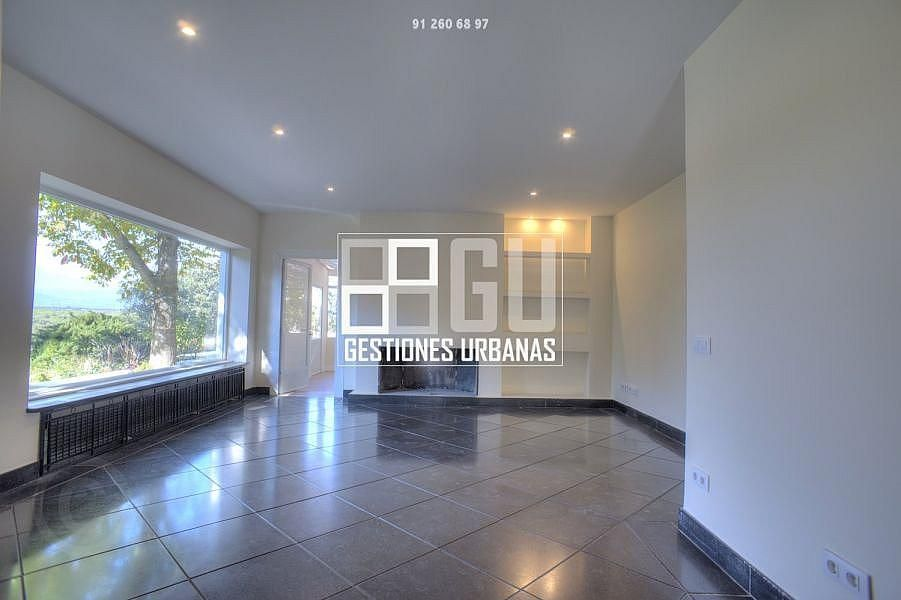 Foto - Casa en alquiler en calle La Florida, Aravaca en Madrid - 330838961